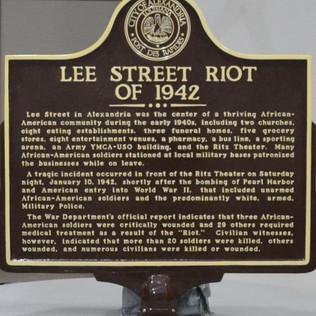 Lee Street Riot of 1942