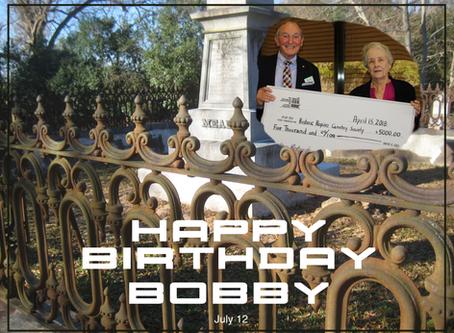 Happy Birthday, Bobby Hynson