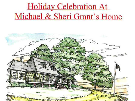 11/20/2016 - Holiday Party Invitation - members