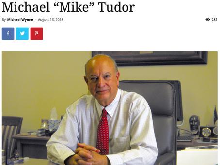 Preservationist Mike Tudor