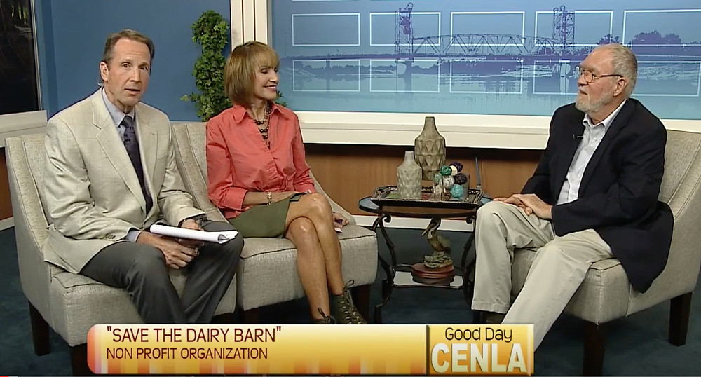 Good Day CENLA Dave Curry interview