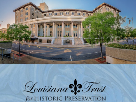 May 18-19, 2017: Louisiana Preservation Conference