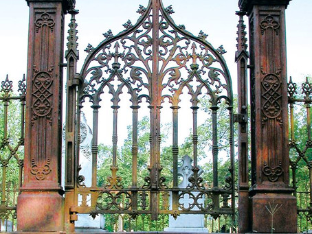 10/17 - Historic Cemetery Tour