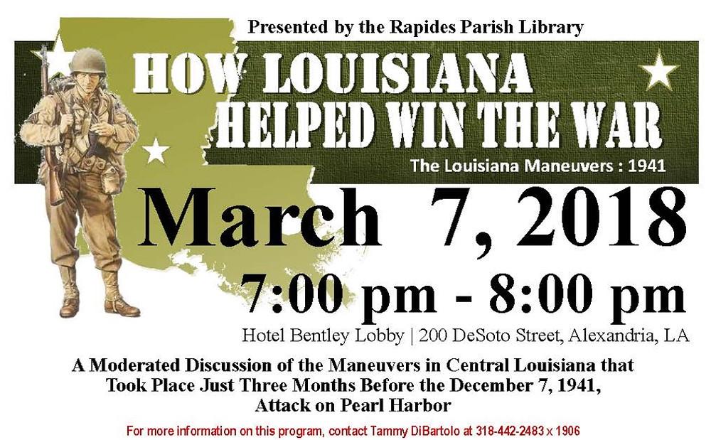 Louisiana Maneuvers