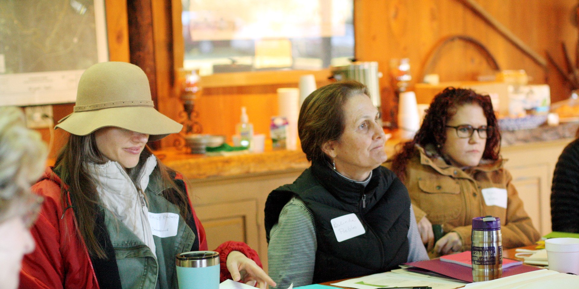 First Land & Ladies workshop for 2020 held at Tooholley Farm in Oliver, Georgia.