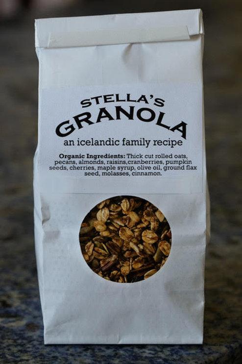 Stella's Granola