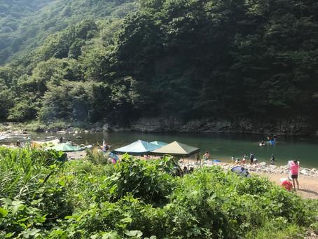 勝原園地キャンプ場