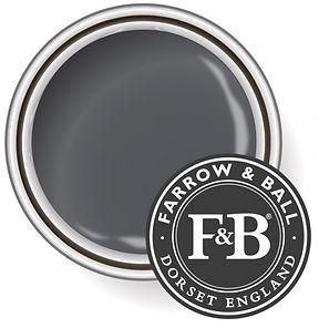 Farrow & Ball Railings