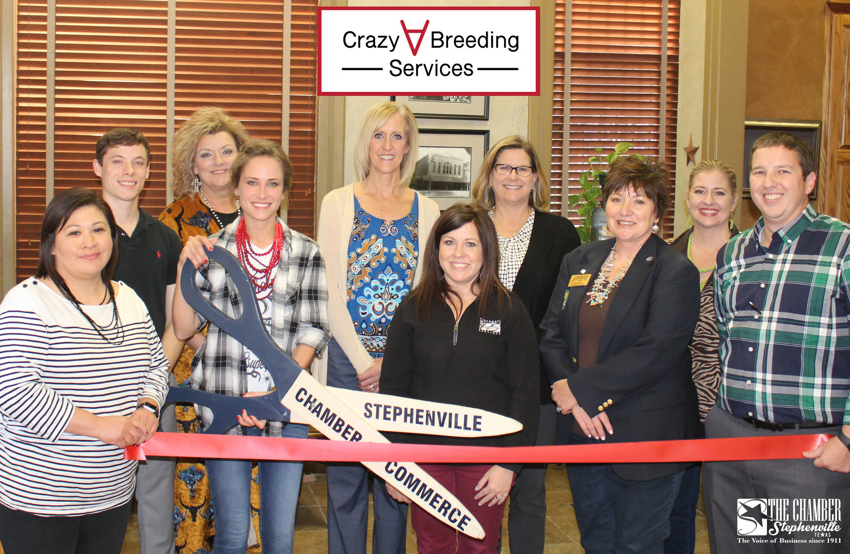 Crazy A Breeding Services - January 9, 2