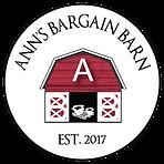 Ann's Bargain Barn Logo