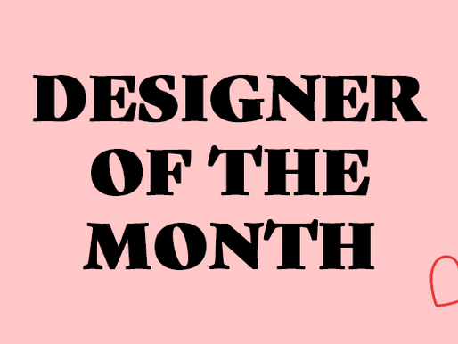 Designer of the Month: Mélanie Johnsson