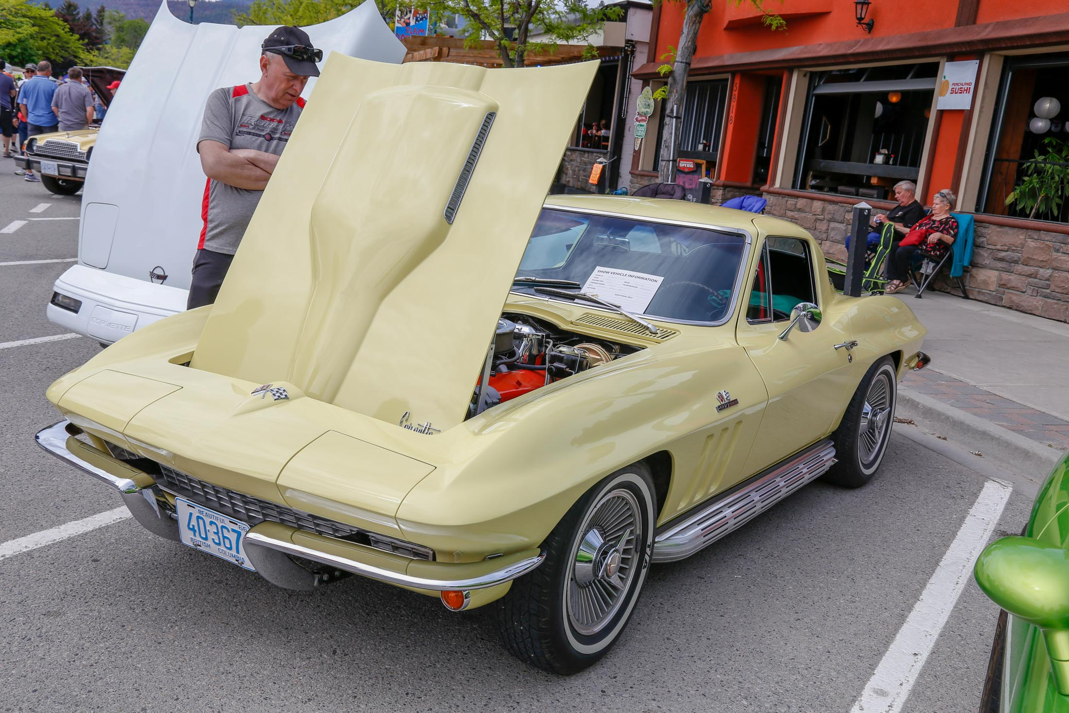 2019 Peachland World of Wheels