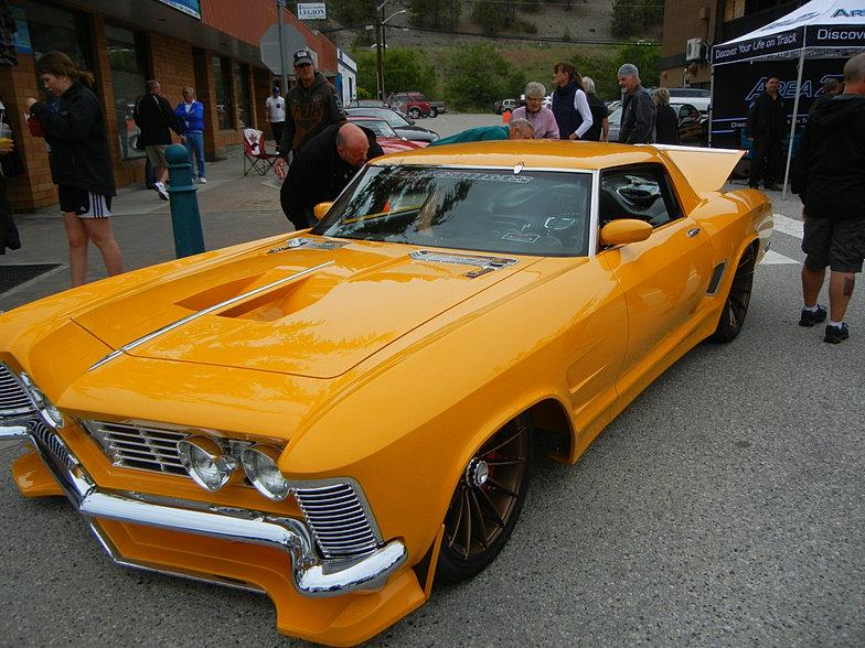 Peachland Car Show