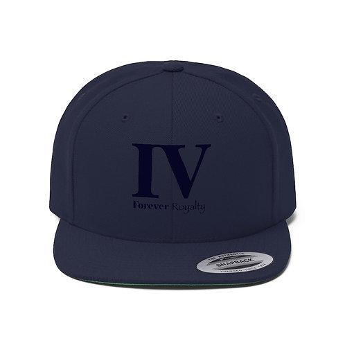Forever Royalty Flat Bill Hat