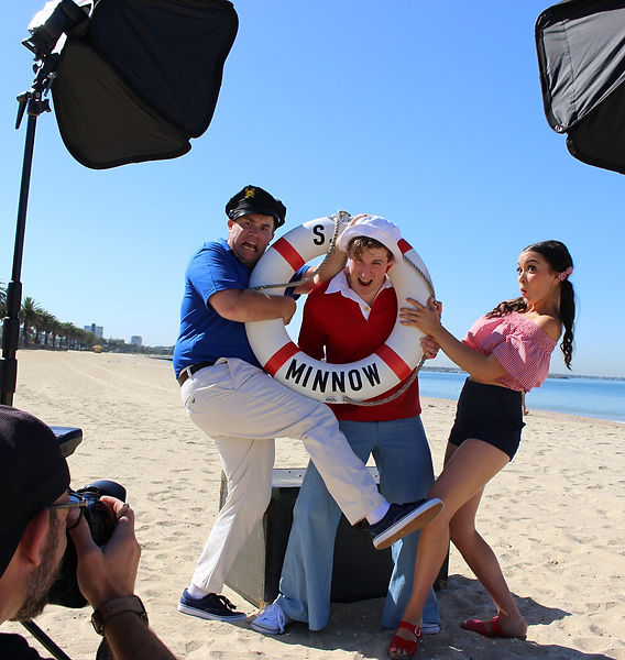 Gilligan's Island Promotional Photo