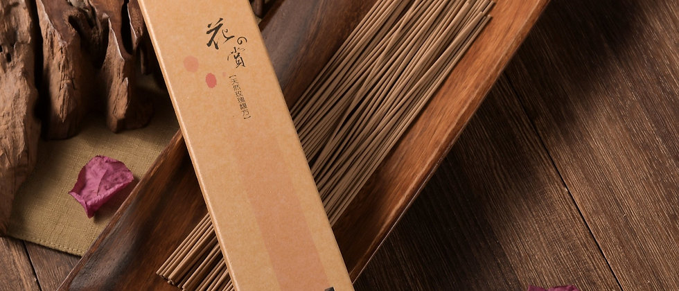 The Scent of Flower [205mm incense sticks refill]