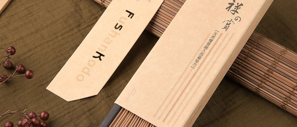 The Scent of Zen [135mm incense sticks refill]