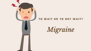 Migraine: The pain which can be traced along meridians