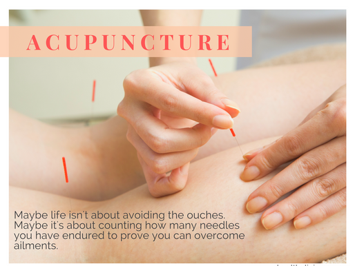 Does Acupuncture Hurt??