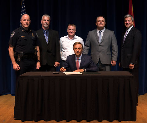 Tennessee Bill Signing