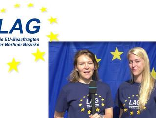 VIDEO |Die Europabeauftragten der Bezirke Lichtenberg und Mitte