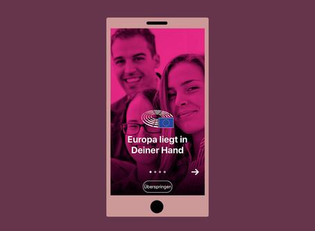 Citizens' App - eine Info-App der EU