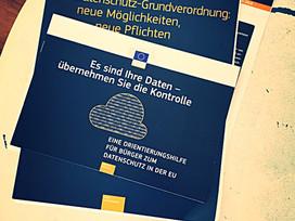 EuropaBeratung Berlin in eigener Sache zur DSGVO
