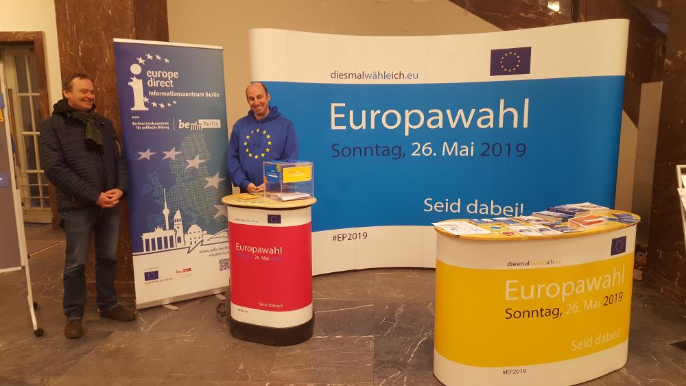 Foto: Verbindungsbüro des Europäischen Parlaments in Deutschland