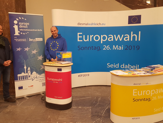 EUROPAWAHL 2019 | UNI-TOUR IN BERLIN