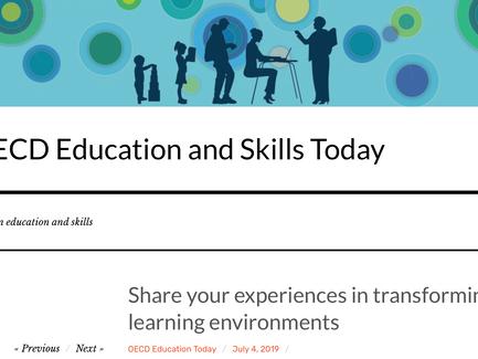 OECD Umfrage zum Thema Bildung
