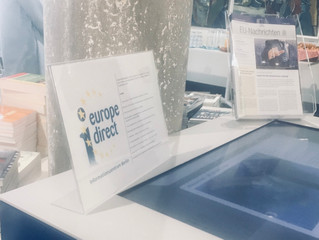 09. April 2018 | Eröffnung des Europe Direct Informationszentrums in der Berliner Landeszentrale für