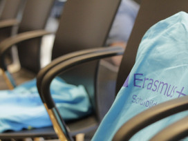 Landesveranstaltung Erasmus+/eTwinning 2018 - Europäisches Haus
