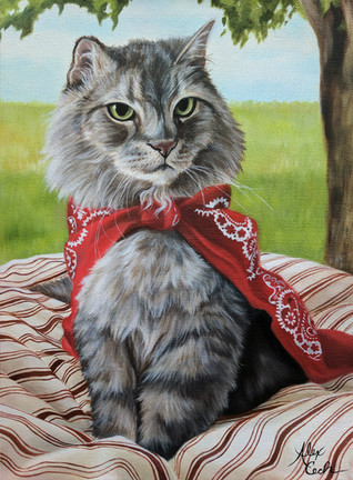 Huey Painting