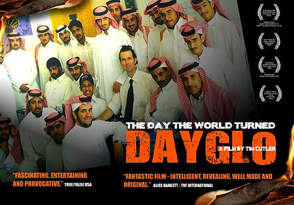 The day the world turned dayglo,tim cutler, uk,british film maker