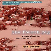 Tim Cutler Fishkinfilms graphic ,skeleton fish rising to the surface