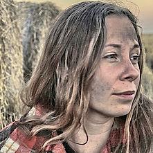 Bara Svobodova-actress the Fourth Pig. Fishkinfilms.