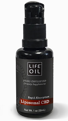 LIFE BRANDS LIFE OIL CBD