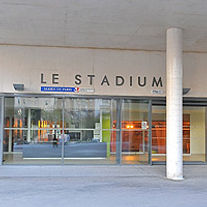 Gymnase Le Stadium, Paris 13e