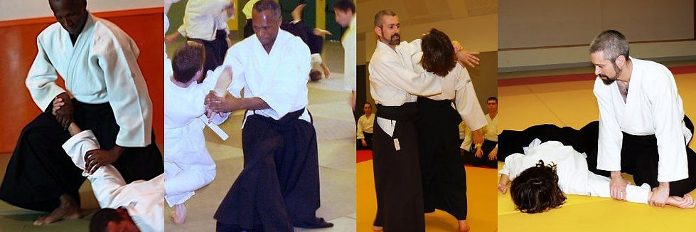 découvrir aikido