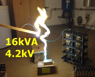 8 MOT power supply