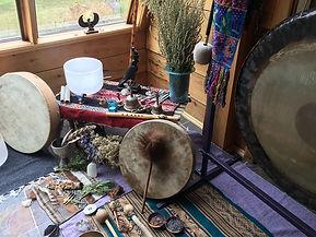 shamanic sound healing training