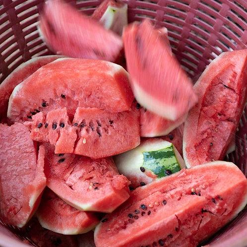 Basket of Watermelons
