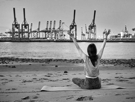 Mit Yoga aus der Krise