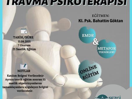 Travma Psikoterapisi Eğitimi