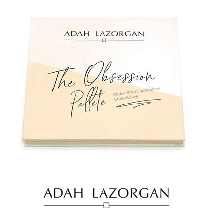 Obsession pallete by Adah Lazorgan