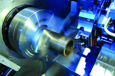 subcontract machining in derbyshire