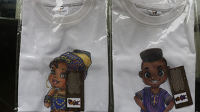 """""""Mixed Race & Black Children Rarely Featured on Clothing..."""" Anyone Can Be Clothing."""