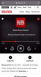 Sandra Igwe on BBC Sounds
