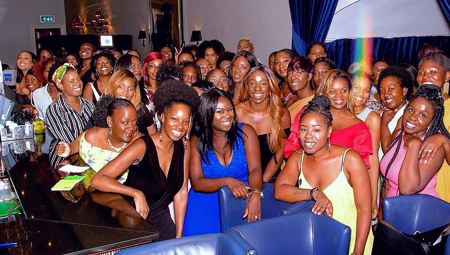 black mothers motherhood group