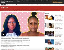 Sandra Igwe on BBC News